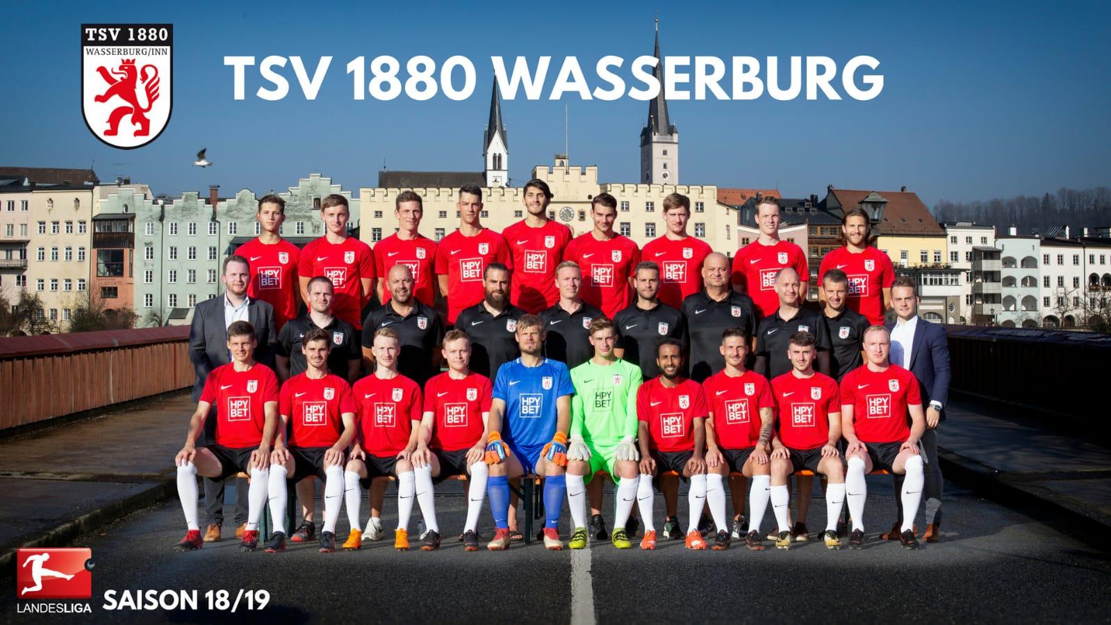 Wir unterstützten den TSV 1880 Wasserburg