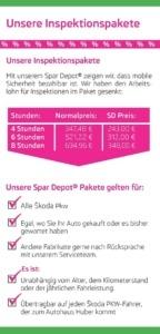 SKODA Autohaus Spar-Depot