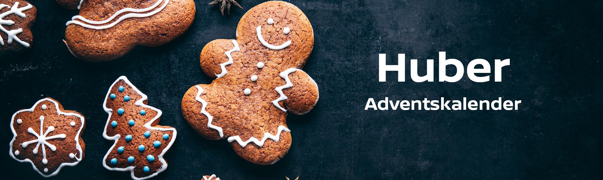 Huber-Adventskalender