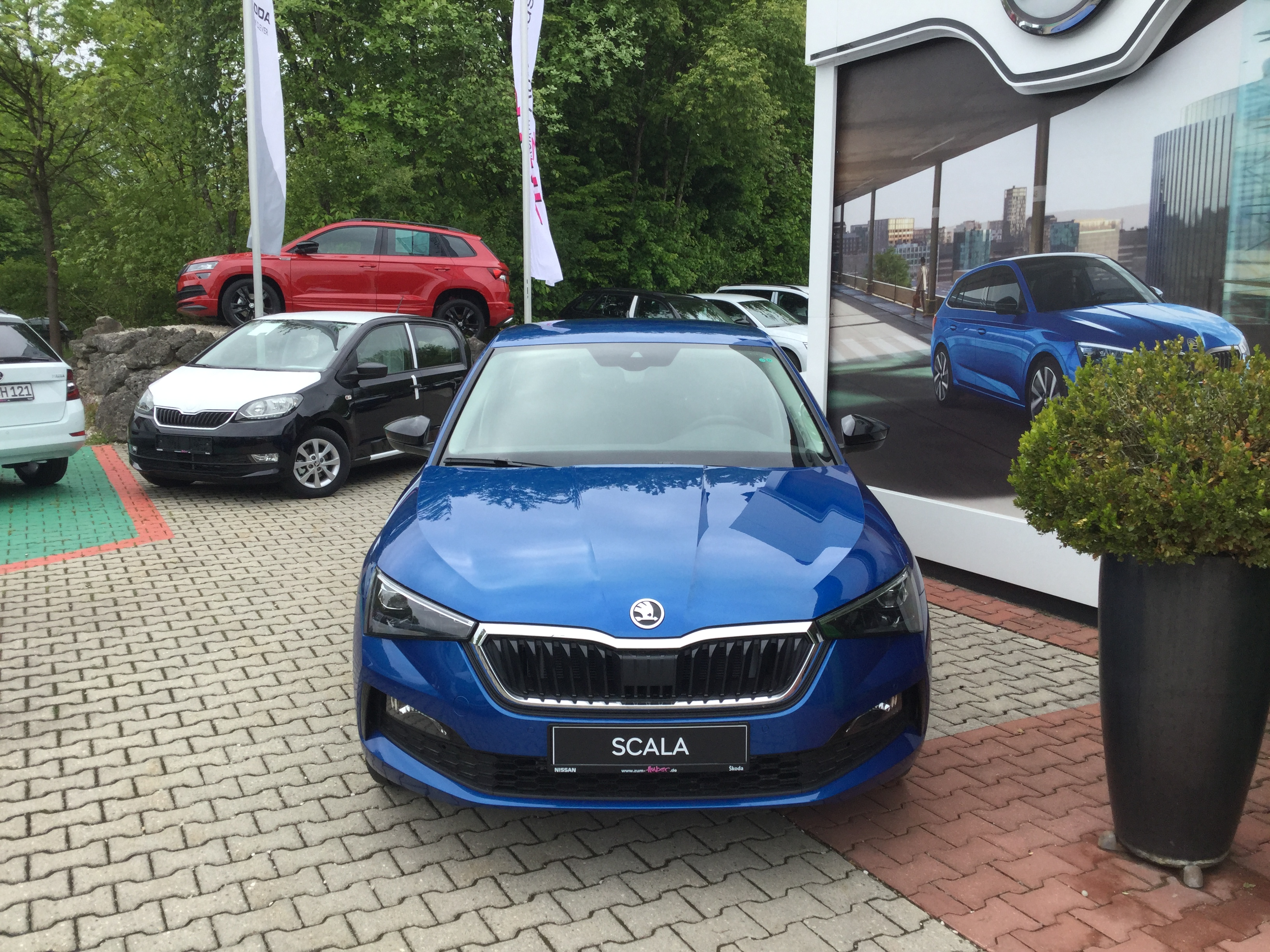 Scala 1.0 TSI 85KW Ambition